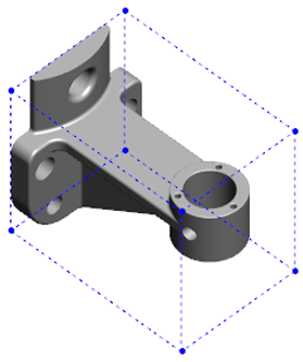 2018 What's New in SOLIDWORKS - Creating a Bounding Box
