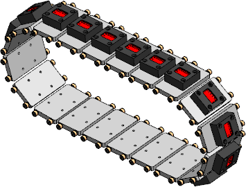 2018 SOLIDWORKS Help - Chain Component Pattern